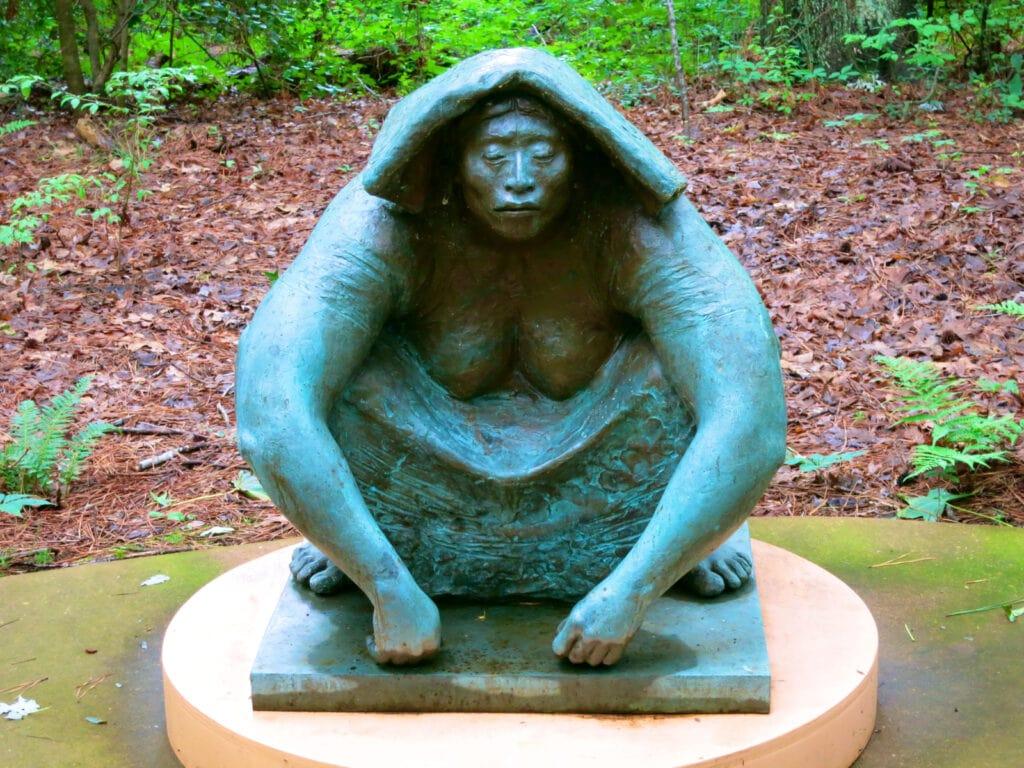 Annmarie Sculpture Garden Solomons MD