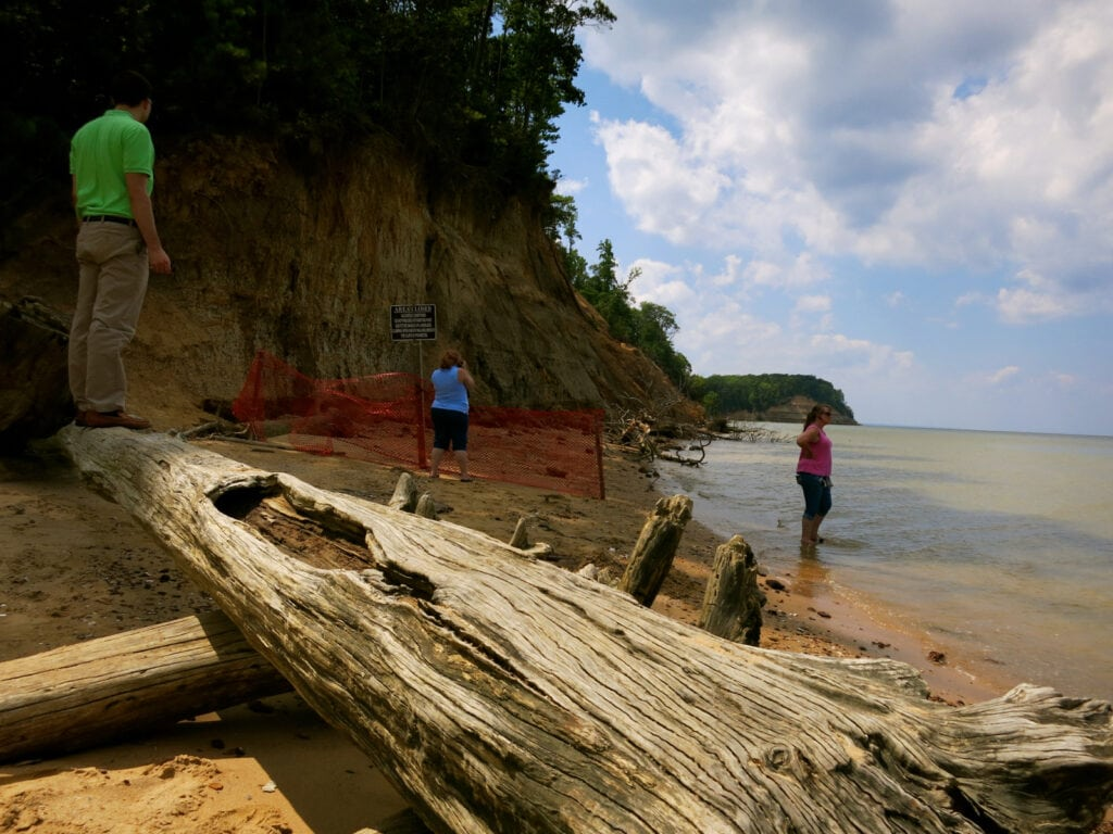Calvert Cliffs SP Calvert County MD
