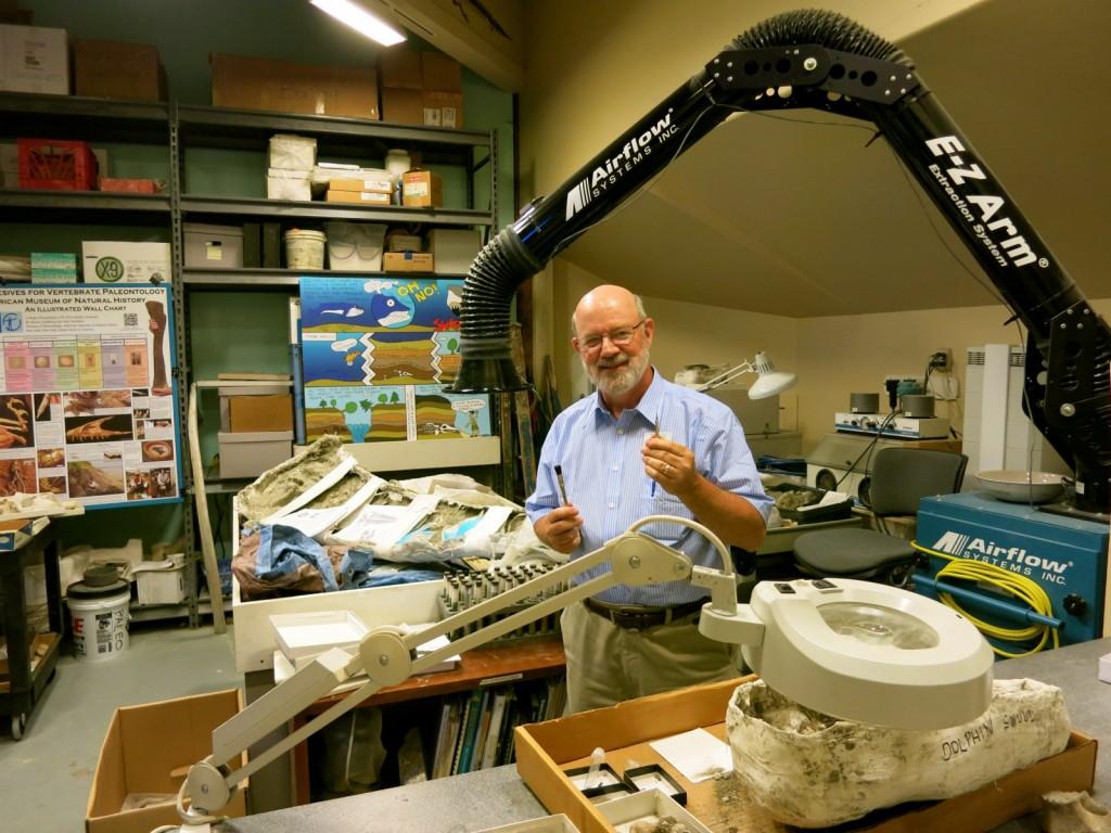 Calvert Marine Museum, Doug Alves,
