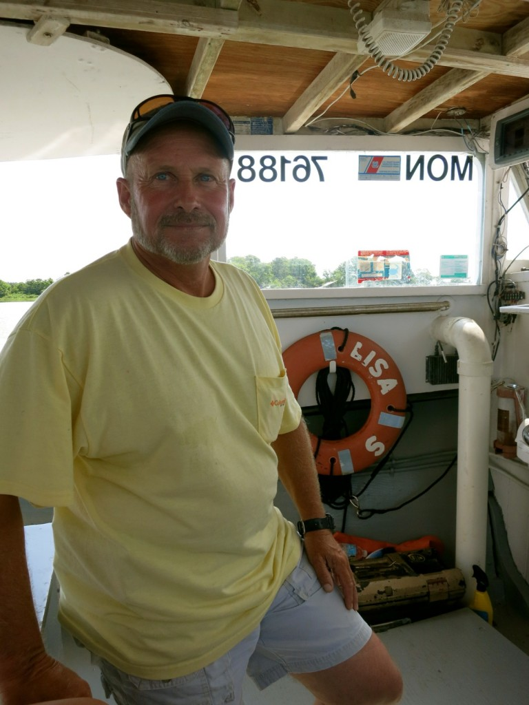 Captain Phil Langley, St. Marys County MD