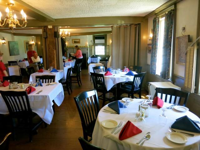 Curtis House Restaurant, Woodbury CT
