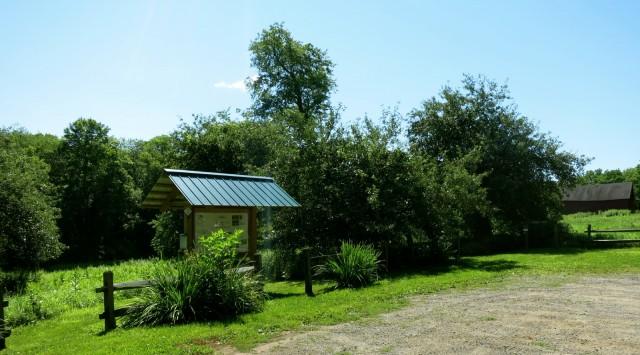 Flanders Nature Center, Woodbury CT