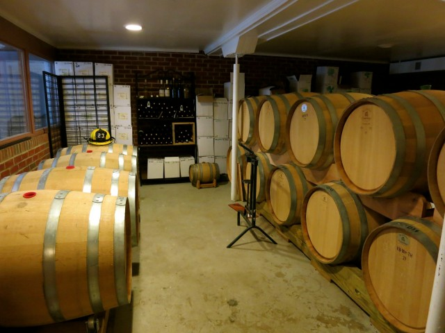 Friday Creek Winery, Calvert County MD
