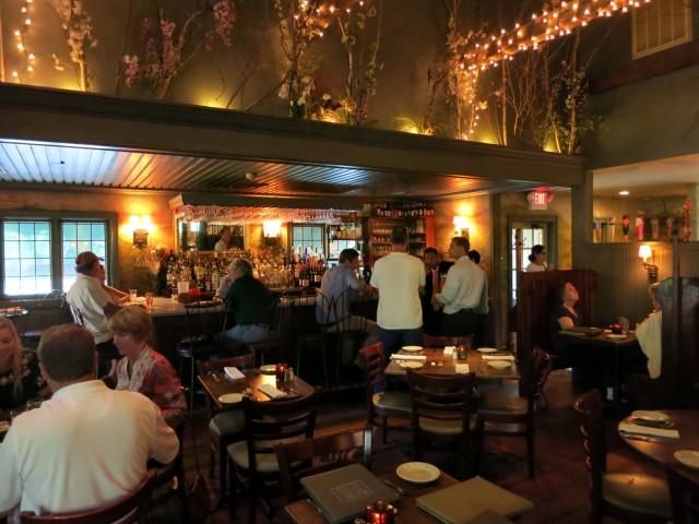 GW Tavern, Washington CT