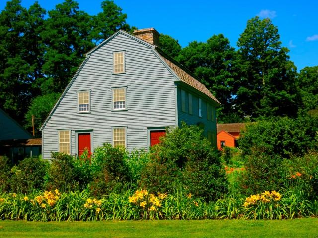 Glebe House, Woodbury CT