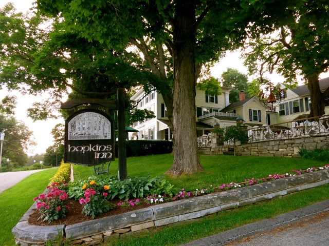 Hopkins Inn, New Preston CT