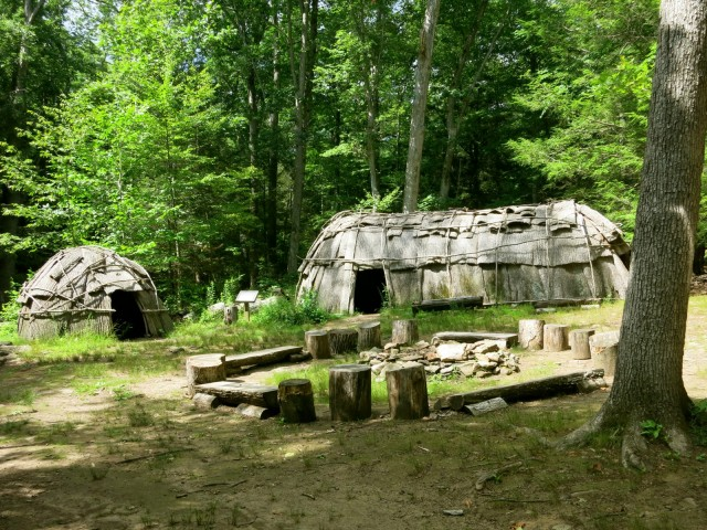 Institute for American Indian Studies outdoors, Washington CT