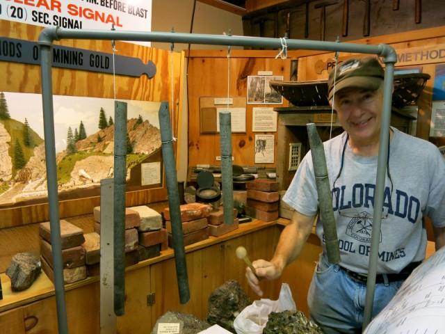 John Pawloski, Mining Museum, Kent CT