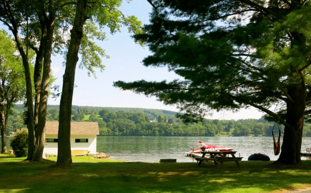 Lake Waramaug CT