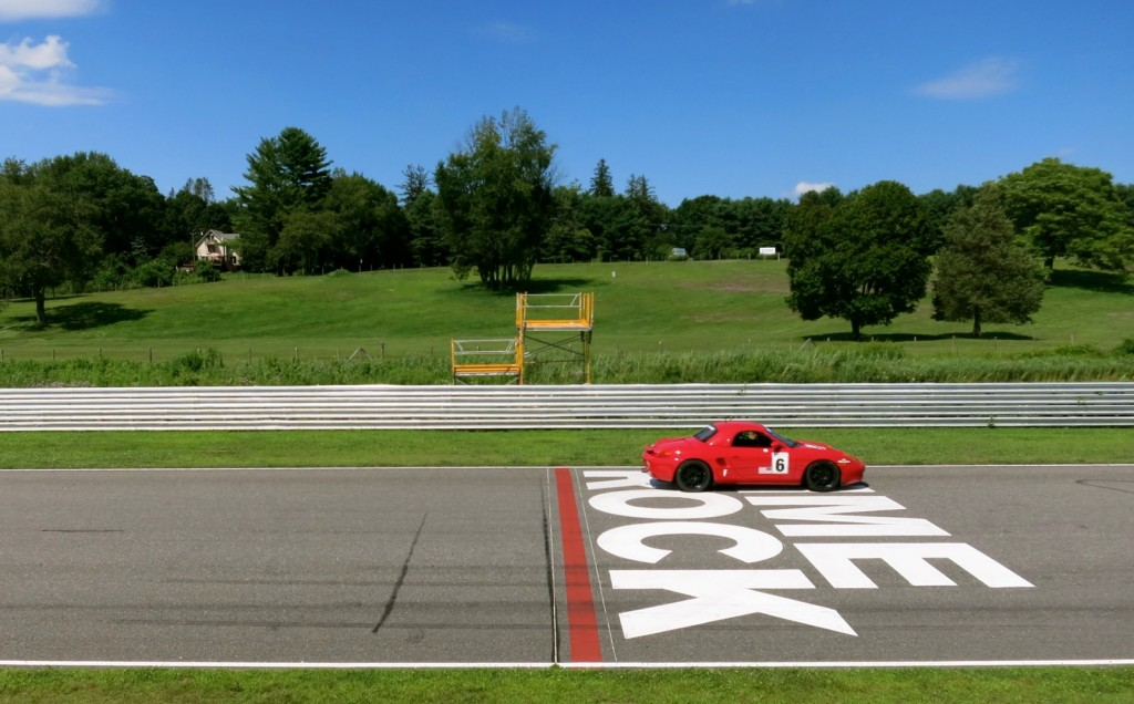 Lime Rock Race Track CT
