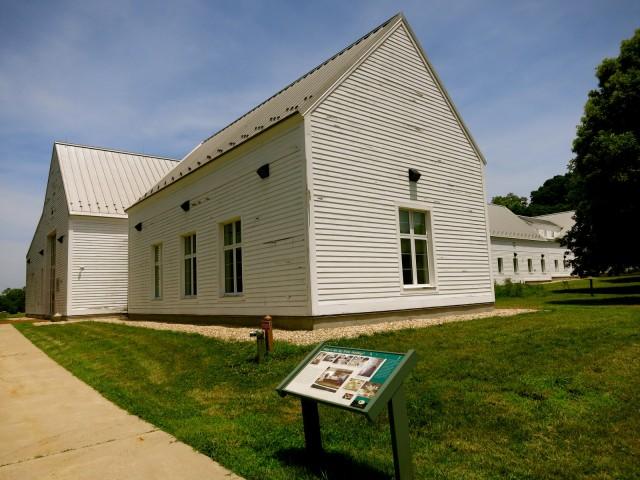 MAC Lab Building, Southern MD