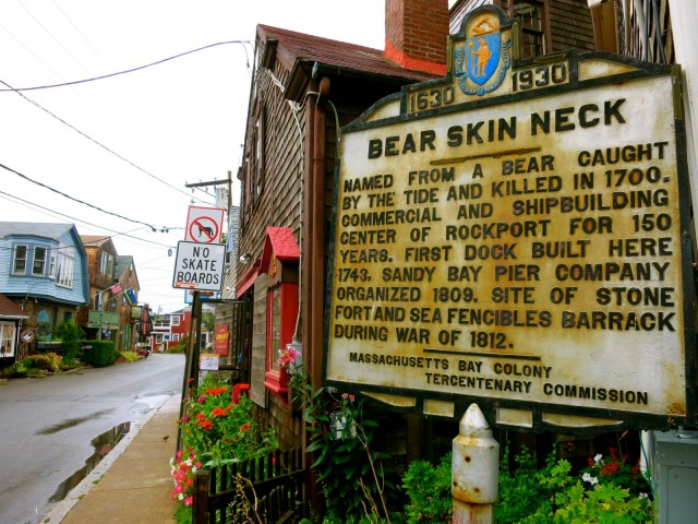 Bear Skin Neck, Rockport MA