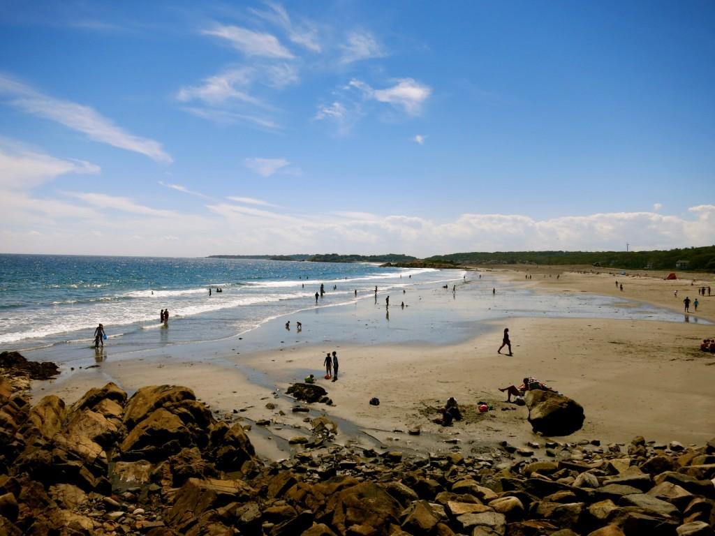 Cape Hedge Beach