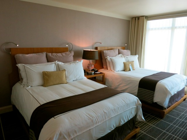 Colonnade Hotel Boston Room