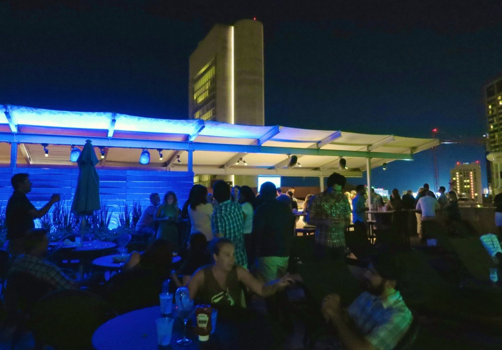 Colonnade Hotel Roof Deck Bar