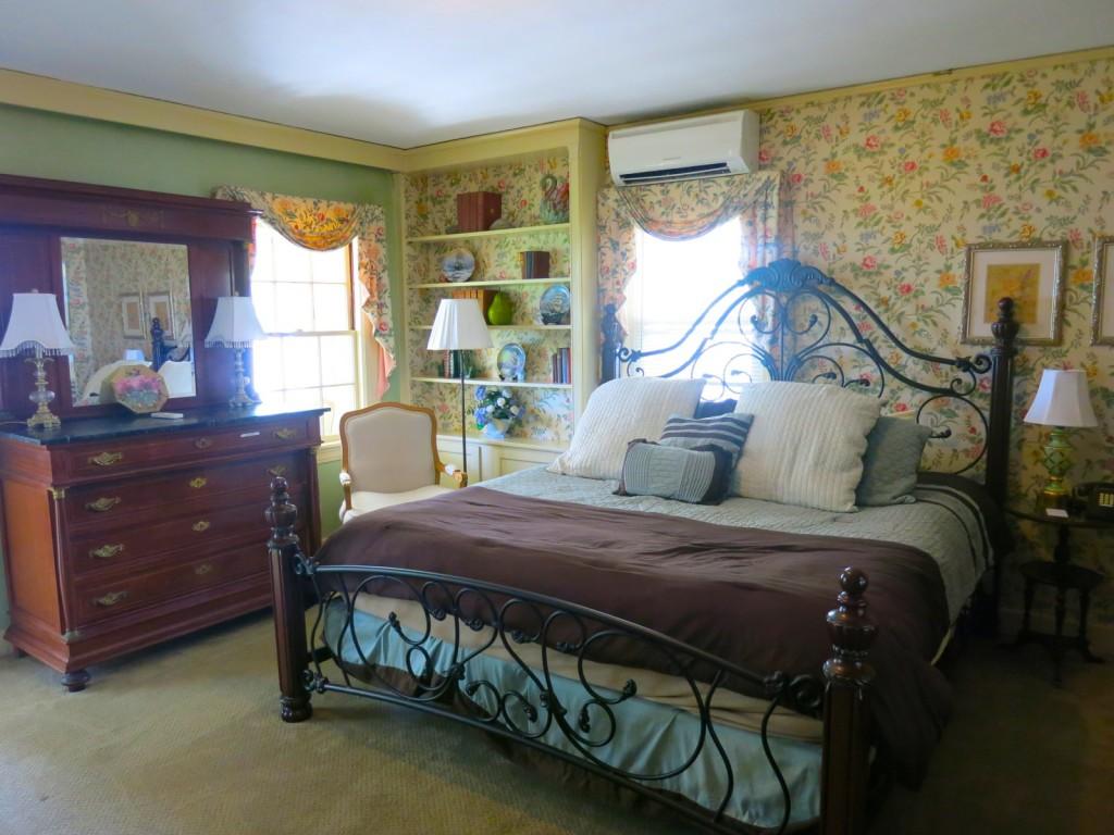 JFK Room, Yankee Clipper Inn, Rockport MA