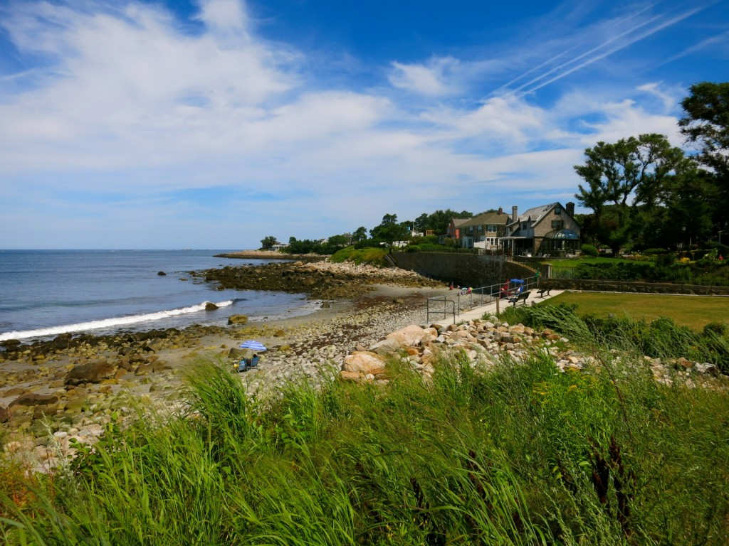 Old Garden Beach, Rockport MA