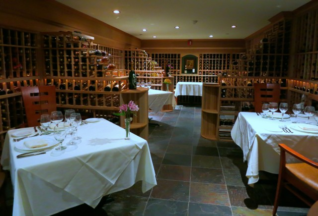 1865 Wine Cellar Restaurant at Mountain View Grand Hotel, NH