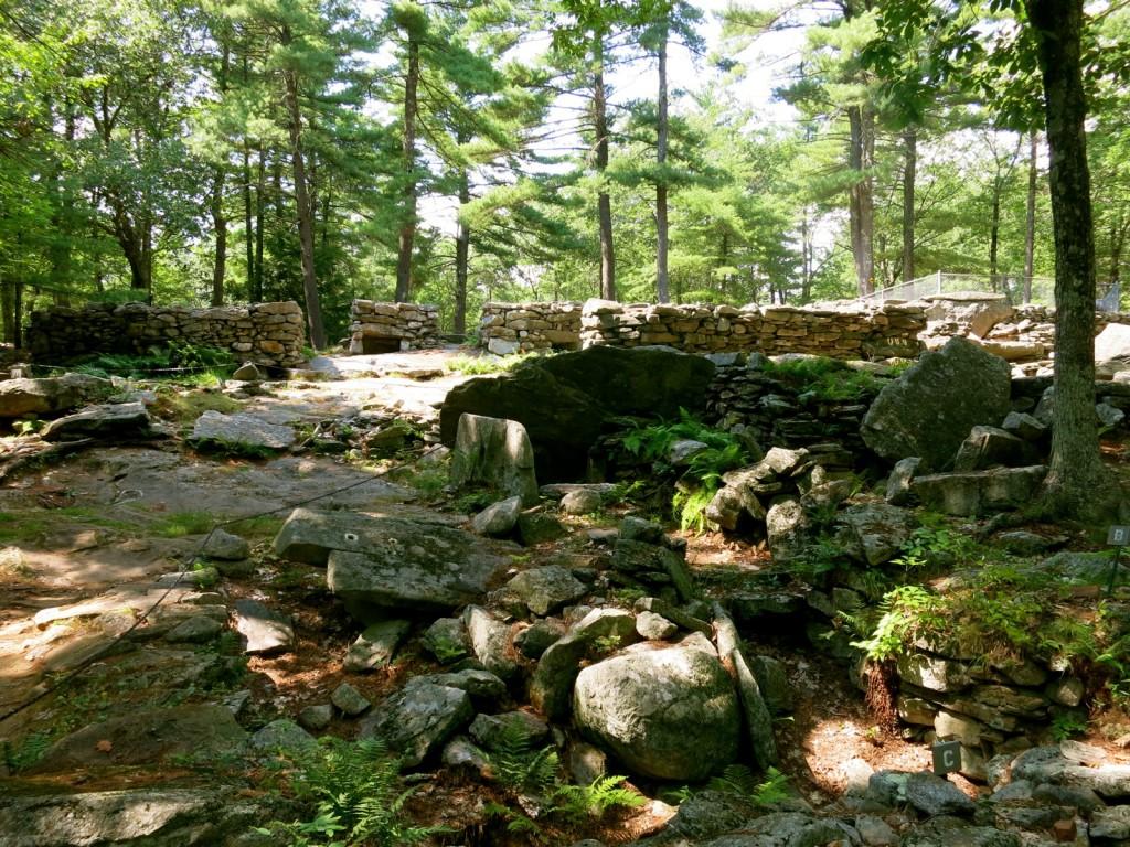 America's Stonehenge 2, NH