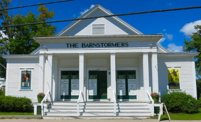 Barnstormers Theater, Tamworth NH