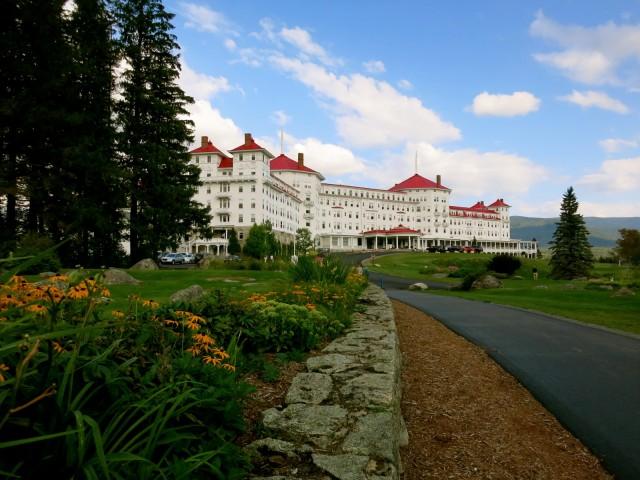 Bretton Woods Mount Washington Hotel, NH