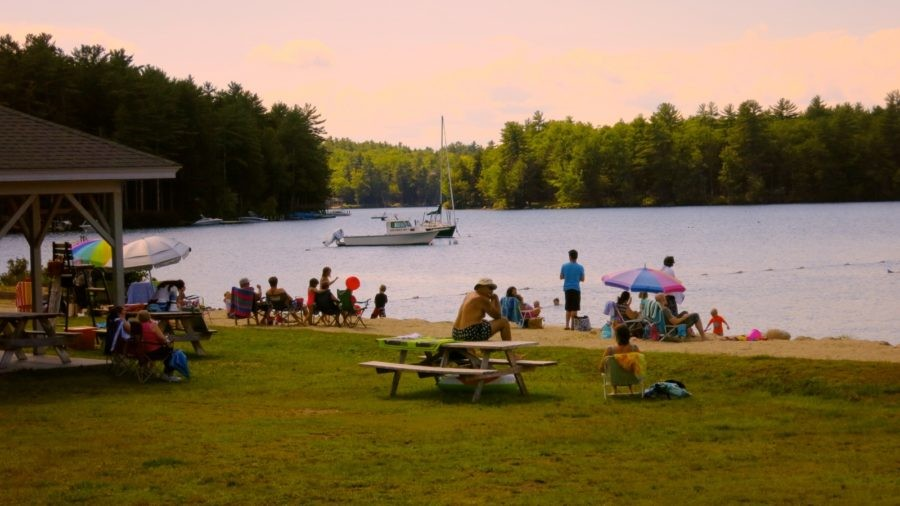 New Hampshire Lakes Region: Best of Squam and Winnipesaukee Lakes