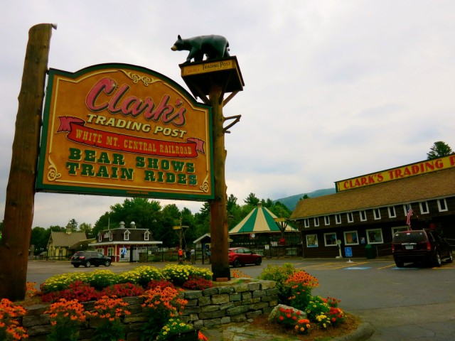 Clarks Trading Post, NH