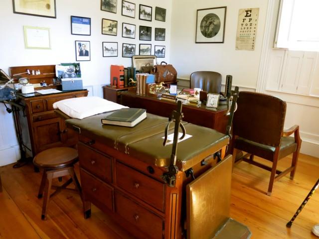 Doctor Remicks Office, Tamworth NH