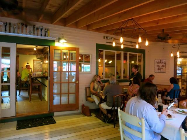 Inn Kitchen and Bar, Holderness NH
