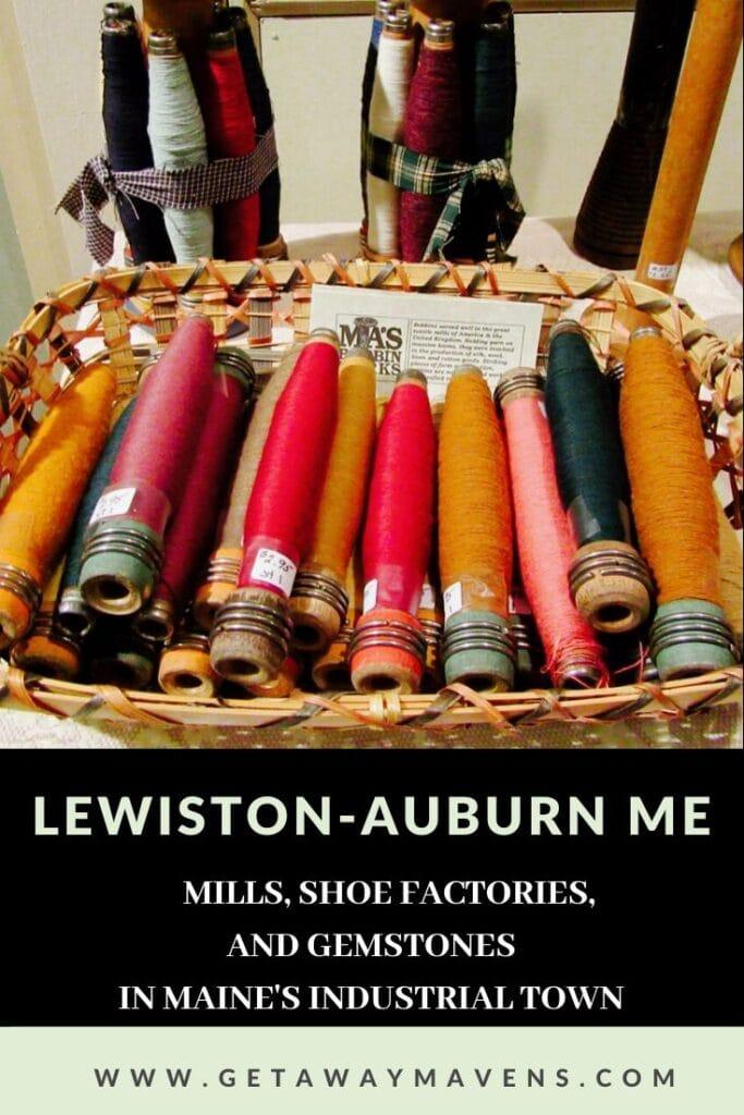 Lewiston-AuburnME Pin