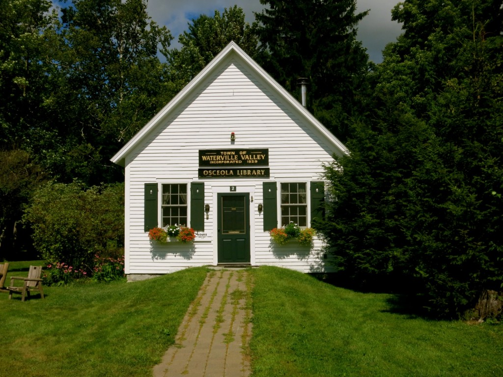 Library, Waterville Valley, NH