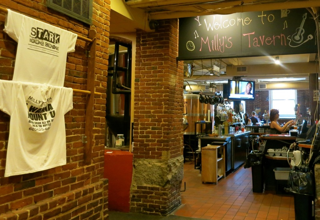 MIllys Tavern, Manchester NH
