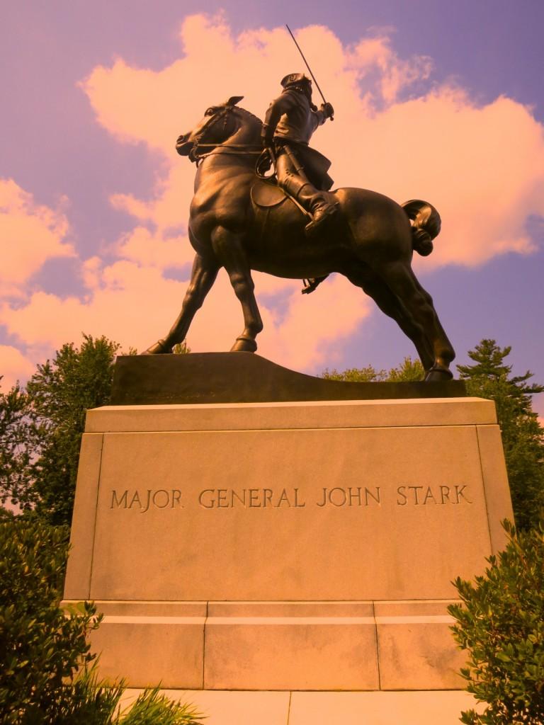 Major General John Stark, Manchester NH