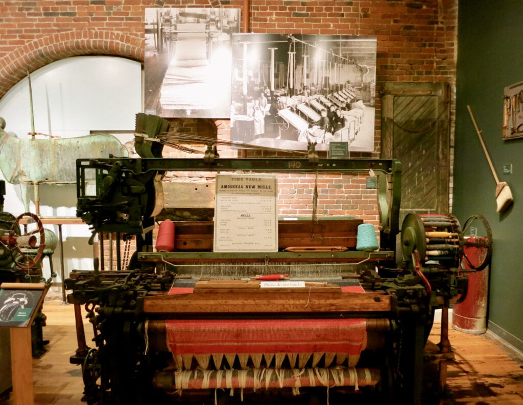 Millyard Museum Manchester NH