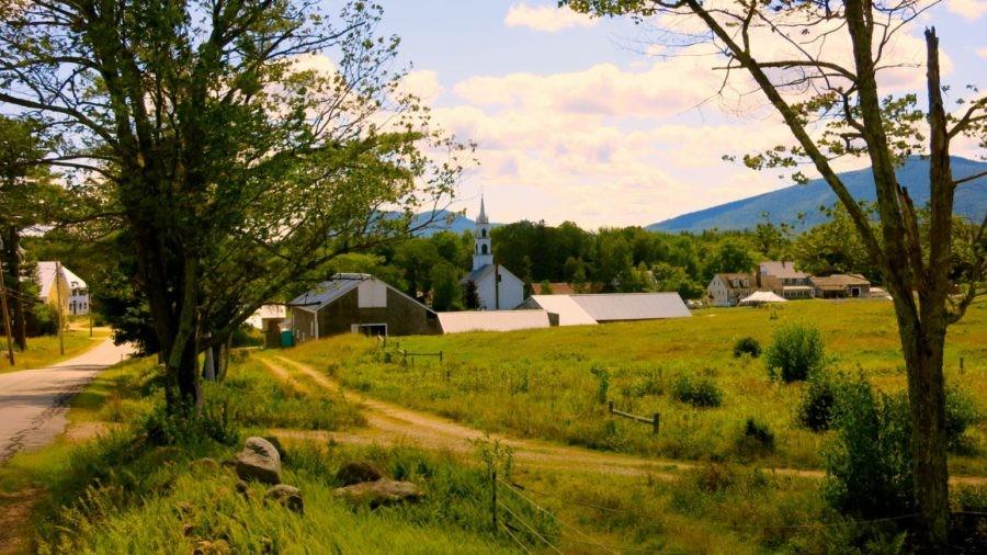 Eastern White Mountains NH