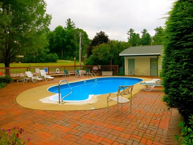 Pool, Inn at Ellis River, Jackson NH