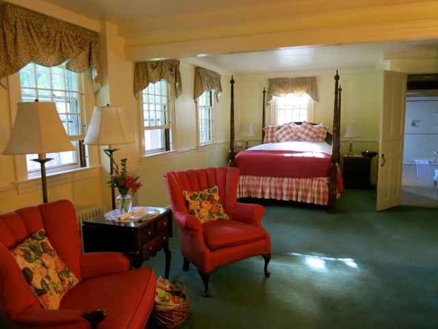 Room at Adair Country Inn, Bethlehem NH