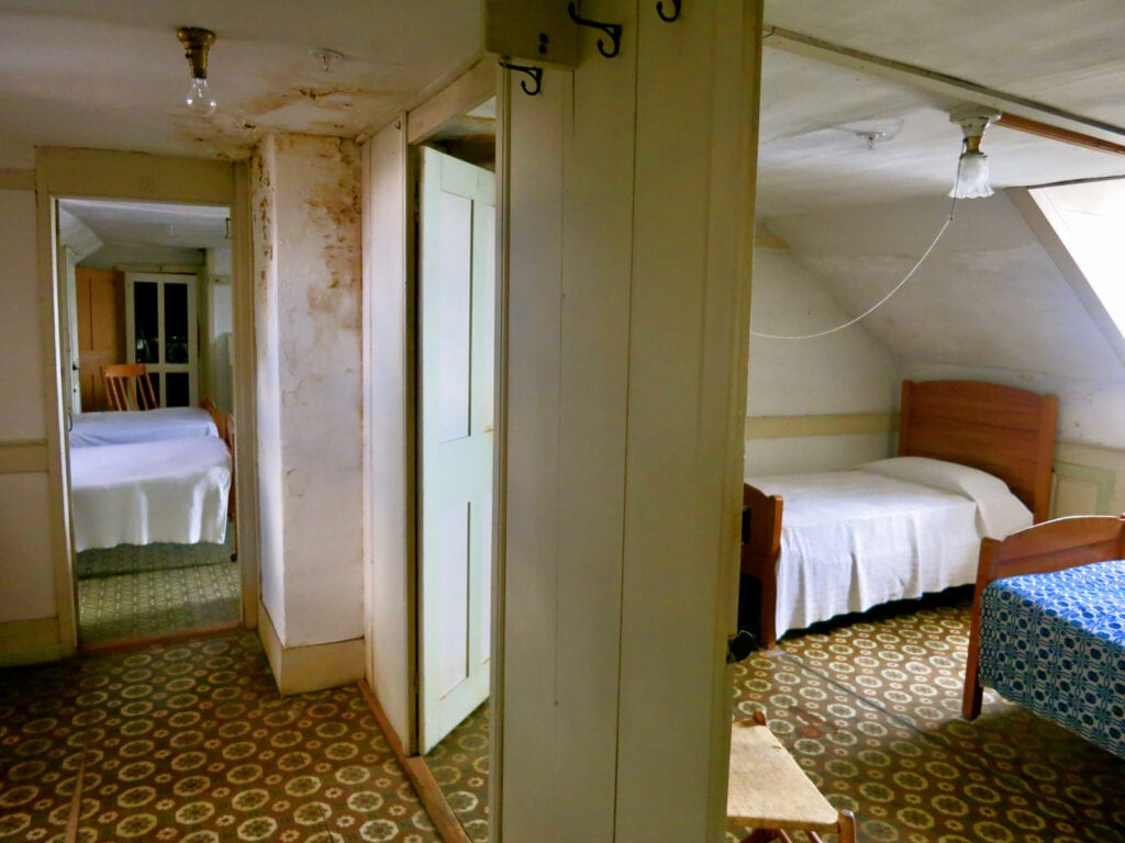 Canterbury Shaker Village Bedrooms NH