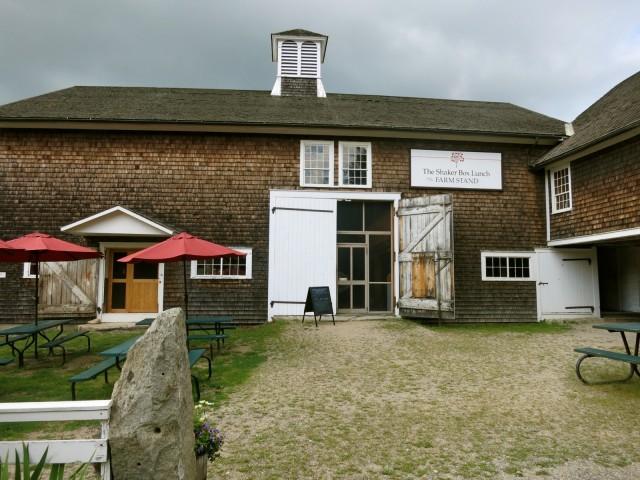 Shaker Farm Stand, Canterbury NH