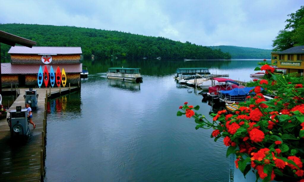 Squam Lake NH