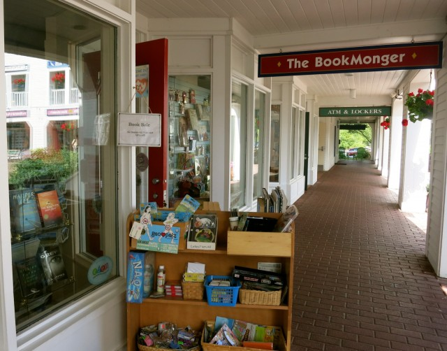 The Bookmonger, Waterville Valley NH