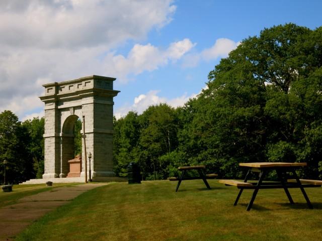 Tilton Arch, Northfield NH
