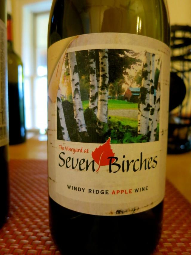 Windy Ridge Orchards Wine, NH