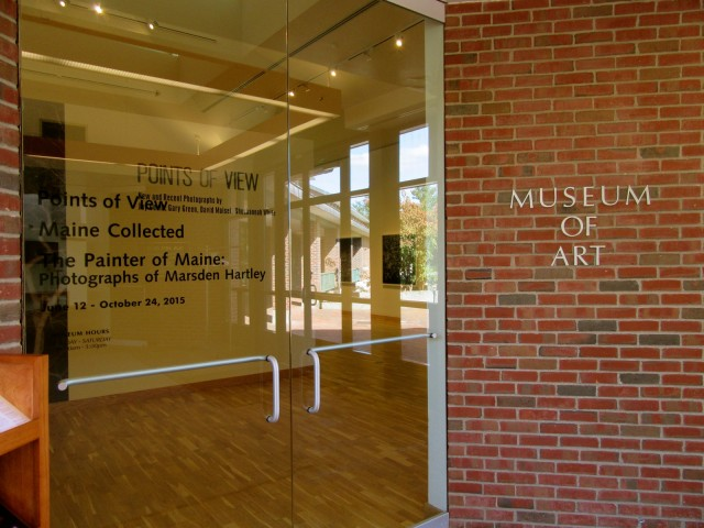 Bates College Museum of Art, Lewiston ME