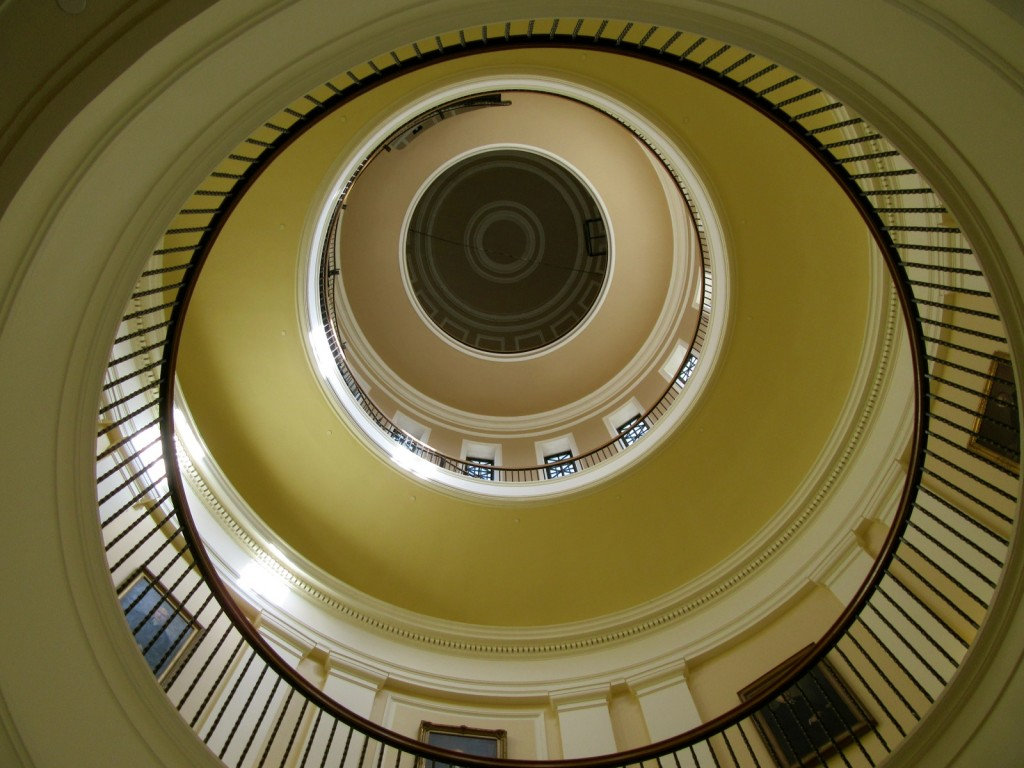 Interior Dome, Maine State House, Augusta ME