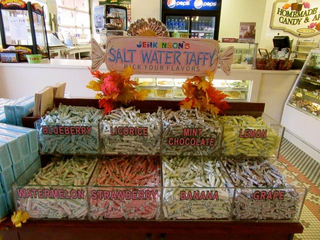 Jenkinson's Candy Shop, Point Pleasant NJ