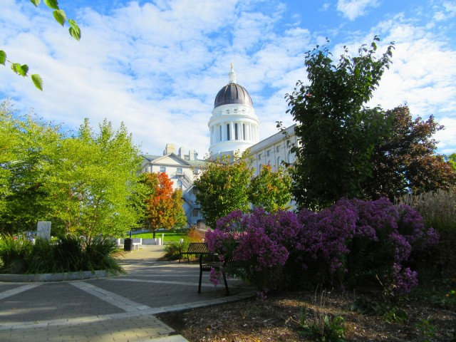 Maine State House, Augusta ME
