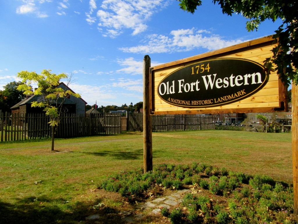 Old Fort Western, Augusta ME