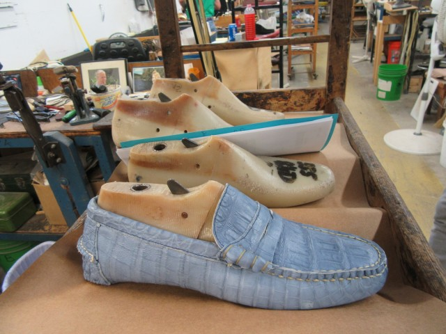 Rancourt, Ralph Lauren loafer, Rancourt and Co., Lewiston ME