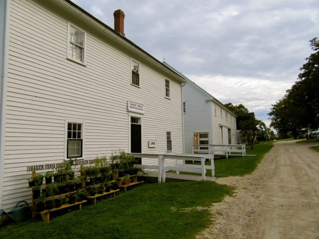 Sabbathday Shaker Village, New Gloucester ME
